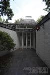 Gunnar Birkerts - Freeman House - Interior Courtyard