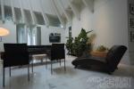 Gunnar Birkerts - Freeman House - Living Room 05