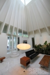 Gunnar Birkerts - Freeman House - Living Room 06