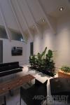 Gunnar Birkerts - Freeman House - Living Room 07