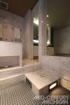 Gunnar Birkerts - Freeman House - Master Bathroom Shower 02