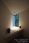 Gunnar Birkerts - Freeman House - Master Bedroom Window